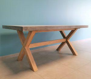 TABLE DE REPAS CIMENT