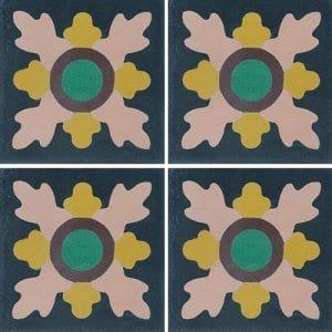 CARREAUX DE CIMENT Vendus par boite de 48 carreaux ref 6500-2