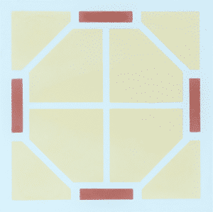 CARREAUX DE CIMENT Vendus par boite de 12 carreaux ref 7230-1