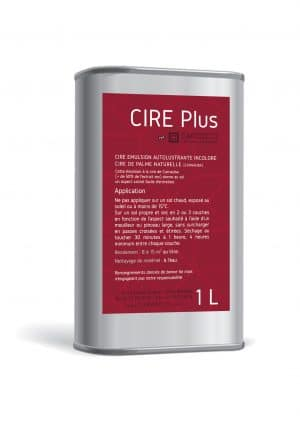 CIRE PLUS cire de finition