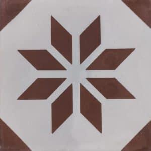 CARREAUX DE CIMENT Vendus par boite de 12 carreaux ref 7060-1